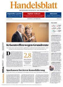 Handelsblatt – 09.10.2019 [PDF]