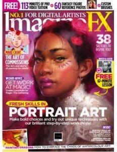 ImagineFX – December, 2019 [PDF]