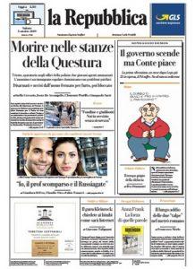 La Repubblica – 05.10.2019 [PDF]