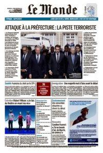 Le Monde – 06.10.2019 – 07.10.2019 [PDF]