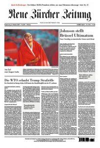Neue Zürcher Zeitung – 03.10.2019 [PDF]