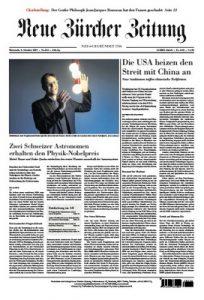 Neue Zürcher Zeitung – 09.10.2019 [PDF]