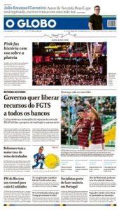 O Globo – 07.10.2019 [PDF]