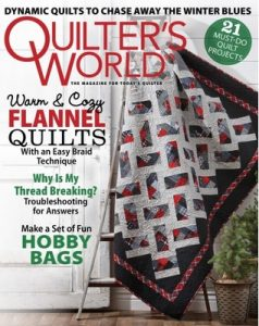 Quilter's World – September, 2019 [PDF]