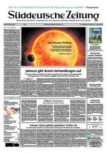 Süddeutsche Zeitung – 09.10.2019 [PDF]