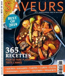Saveurs France Spécial – Best of 2019 [PDF]