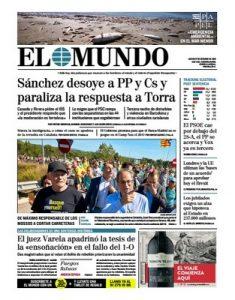 El Mundo – 17.10.2019 [PDF]