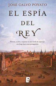 El espía del Rey – José Calvo Poyato [ePub & Kindle]