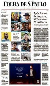 Folha de São Paulo – 15.10.2019 [PDF]