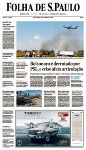 Folha de São Paulo – 18.10.2019 [PDF]