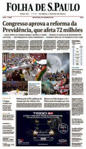 Folha de São Paulo – 23.10.2019 [PDF]