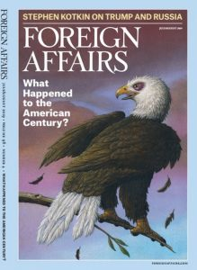 Foreign Affairs – July-August, 2019 [PDF]
