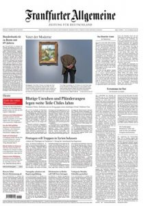 Frankfurter Allgemeine Zeitung – 22.10.2019 [PDF]