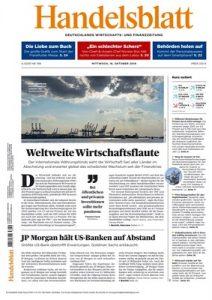Handelsblatt – 16.10.2019 [PDF]