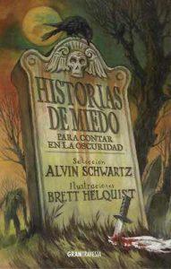 Historias de miedo para contar en la oscuridad 1 – Alvin Schwartz, Brett Helquist [ePub & Kindle]