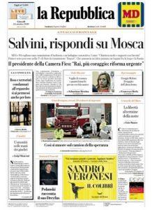 La Repubblica – 24.10.2019 [PDF]
