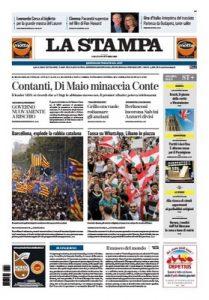 La Stampa – 19.10.2019 [PDF]