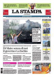 La Stampa – 21.10.2019 [PDF]