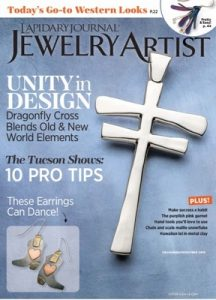 Lapidary Journal Jewelry Artist – November-December, 2019 [PDF]