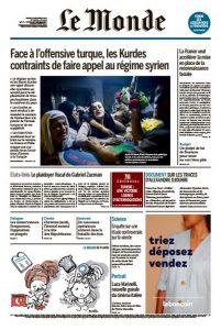 Le Monde – 15.10.2019 [PDF]