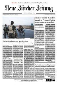 Neue Zürcher Zeitung – 16.10.2019 [PDF]