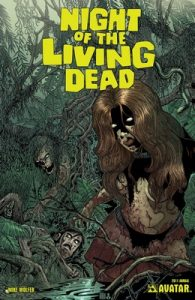 Night of the Living Dead: 2011 Annual – Mike Wolfer [PDF] [English]
