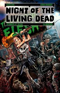 Night of the Living Dead: Aftermath #1 – David Hine [PDF] [English]