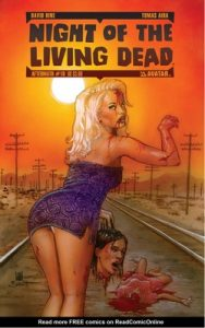 Night of the Living Dead: Aftermath #10 – David Hine [PDF] [English]