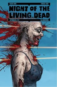 Night of the Living Dead: Aftermath #12 – David Hine [PDF] [English]