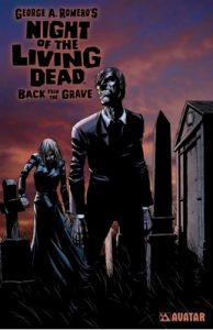 Night of the Living Dead: Back From The Grave – John Russo, Mike Wolfer, Sebastian Fiumara, Jacen Burrows [PDF] [English]