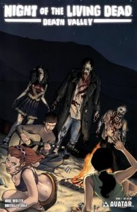 Night of the Living Dead: Death Valley #1 – Mike Wolfer [PDF] [English]