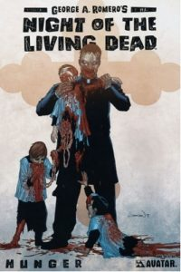 Night of the Living Dead: Hunger – John Russo, Jacen Burrows, Ryan Waterhouse [PDF]