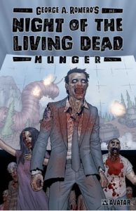 Night of the Living Dead: Hunger – John Russo, Jacen Burrows, Ryan Waterhouse [PDF] [English]
