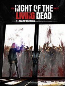 Night of the Living Dead Graphic Novel Volume 2: Mandy's Demons – Jean-Luc Istin [PDF] [English]