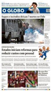 O Globo – 21.10.2019 [PDF]