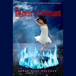 The Demon's Covenant: The Demon's Lexicon Trilogy, Book 2 – Sarah Rees Brennan [Narrado por James Langton] [Audiolibro] [English]