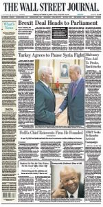 The Wall Street Journal – 18.10.2019 [PDF]