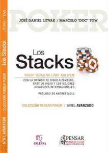 Cómo ganar al poker explotando Los stacks (Pensar Poker nº 4) – Marcelo «doc» Tow, José Daniel Litvak [ePub & Kindle]
