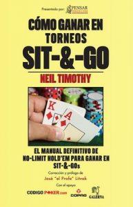 Cómo ganar en torneos Sit&Go (Biblioteca Pensar Poker nº 4) – José Litvak [ePub & Kindle]