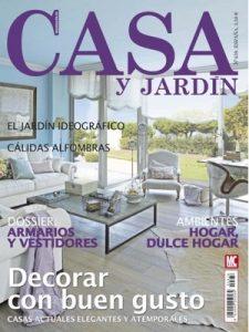 Casa y Jardín nº438 – 1 Septiembre, 2014 [PDF]