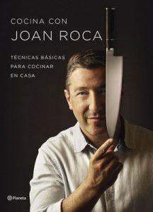 Cocina con Joan Roca: Técnicas básicas para cocinar en casa – Joan Roca [ePub & Kindle]