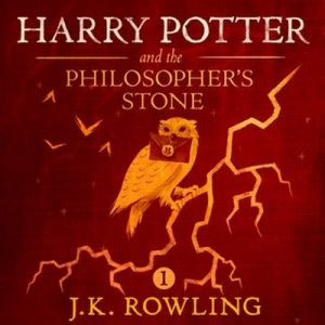 Harry Potter and the Philosopher's Stone – J.K. Rowling [Narrado por Stephen Fry] [Audiolibro] [English]