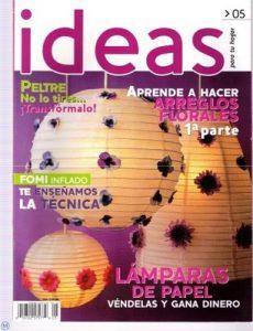Ideas para el hogar n°5 – Mayo, 2005 [PDF]