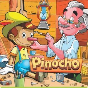 Pinocho – Carlo Collodi [Narrado por Staff Audiolibros Colección] [Audiolibro]