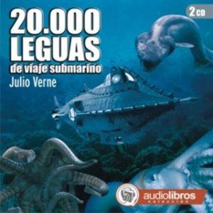 20.000 leguas de viaje submarino – Julio Verne [Narrado por Staff Audiolibros Colección] [Audiolibro]