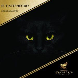 El Gato Negro – Edgar Allan Poe [Narrado por Carlos Torres] [Audiolibro]