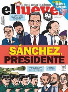 El Jueves España – 08 Enero, 2020 [PDF]
