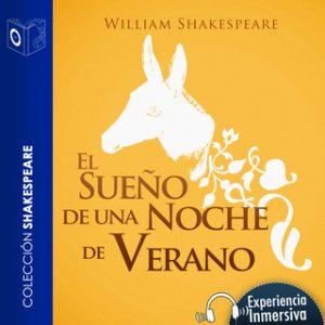 El sueño de una noche de verano – William Shakespeare [Narrado por Jose Díaz] [Audiolibro]