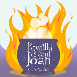 Revetlla de Sant Joan – Care Santos [Narrado por Oriol Rafel] [Audiolibro] [Catalán]