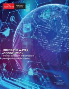 The Economist (Corporate Network) – Riding the Waves of Disruption (2019) [PDF]